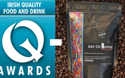 Shortlisted for an Irish Quality Food and Drink Award