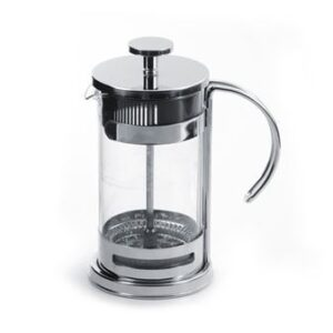Cafetiere, glass coffee press