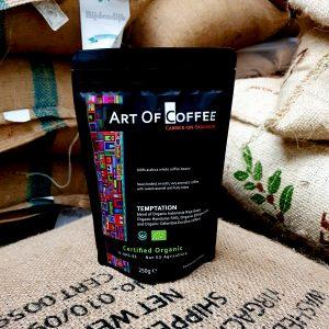 Temptation coffee bag