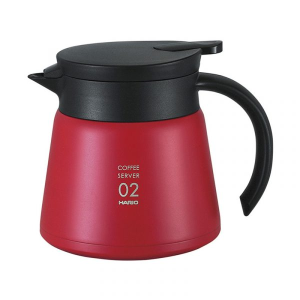 HARIO V60 insulated stainless steel coffee server