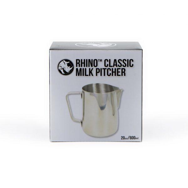 Rhino Coffee Gear milk jug in box
